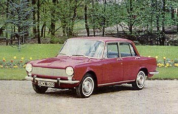 1963 simca 1500
