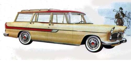 1963 simca jangada marly