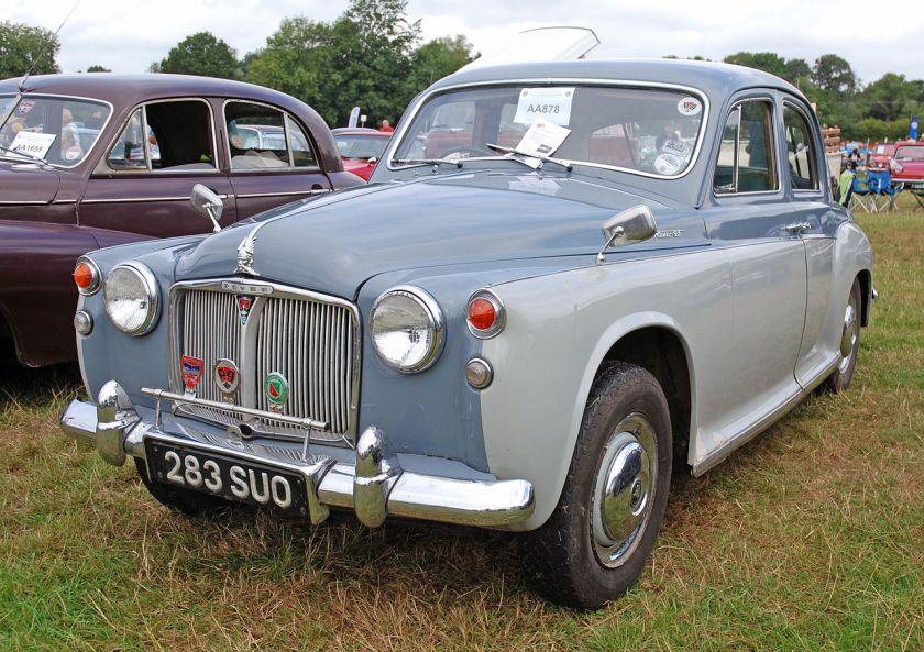 1964 Rover 95 P4 (10275771995)