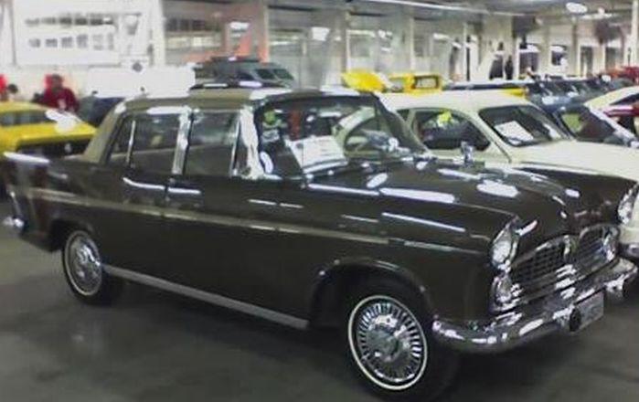 1964 Simca tufao