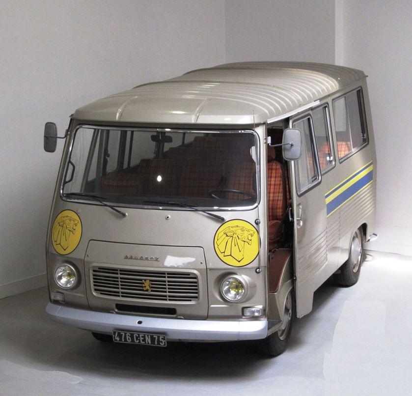 1965-80 Peugeot J7