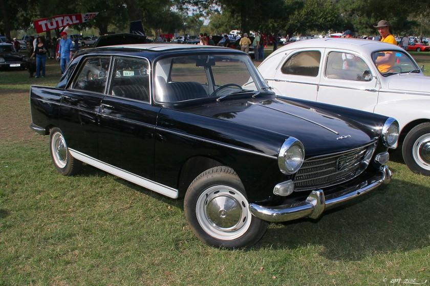 1965 Peugeot 404 - fvr-1 (4637118621)