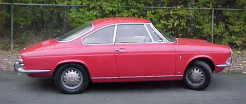 1965 Simca Bertone Coupe