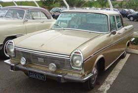 1966-69 Simca Esplanada Brazil