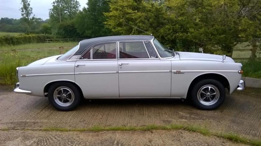 1966 Rover 3.9 P