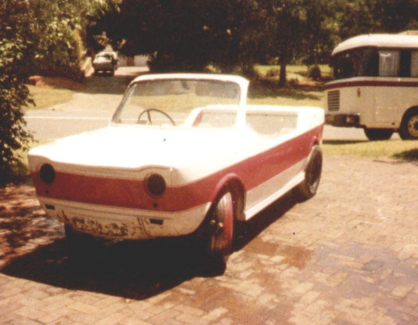 1966 Simca 1000 18