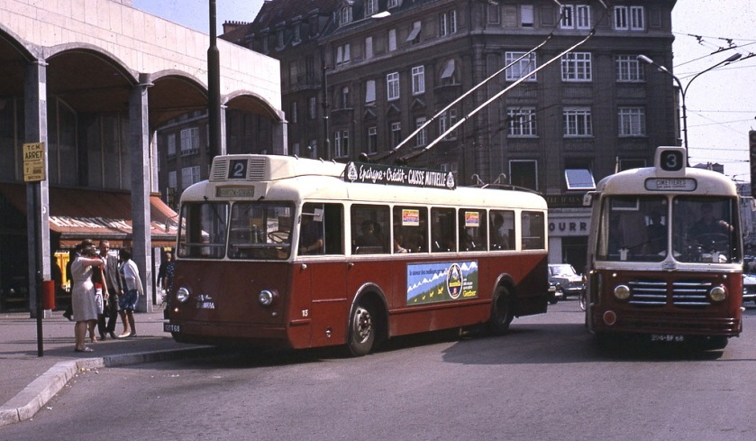 1966 Somua Bus+Trolleybus TCM_Mulhouse