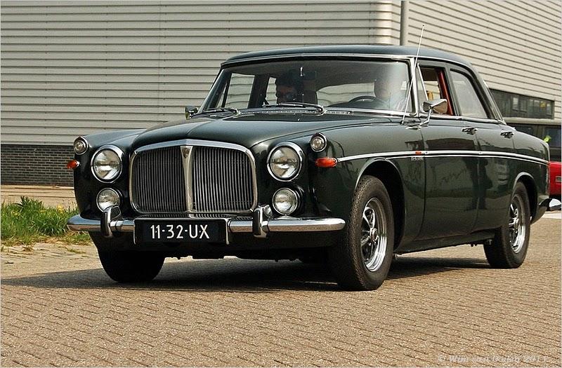 1967 Rover 3.5 Litre (P5B)-