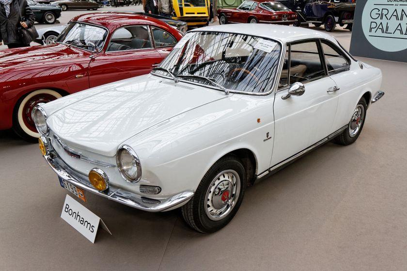 1967 Simca 1000 Coupé