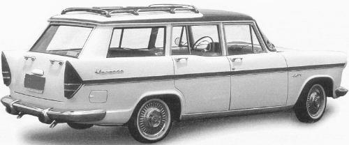 1967 SIMCA JANGADA EmiSul