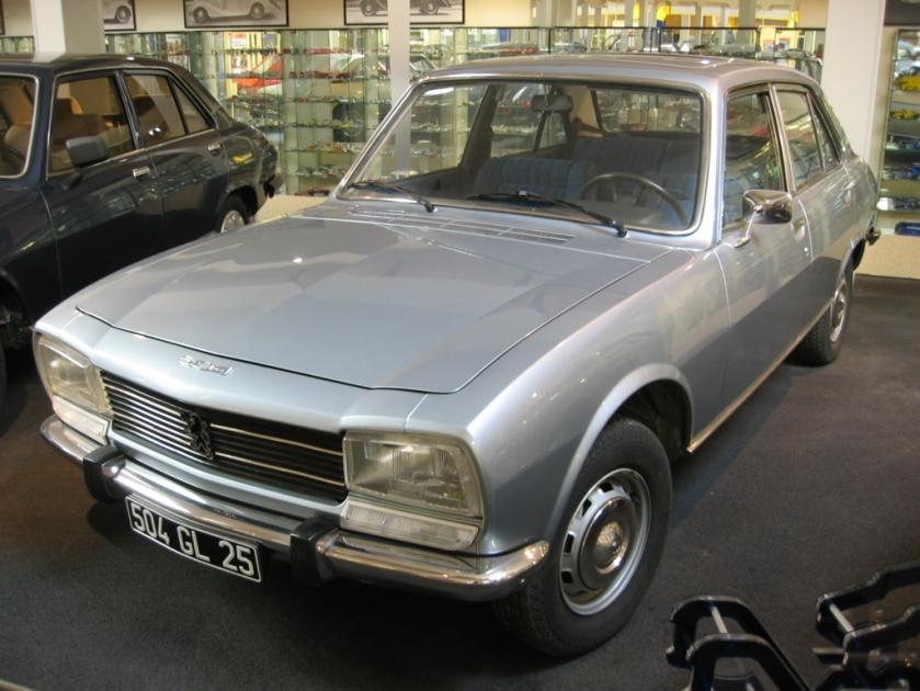 1968 Peugeot 504 000