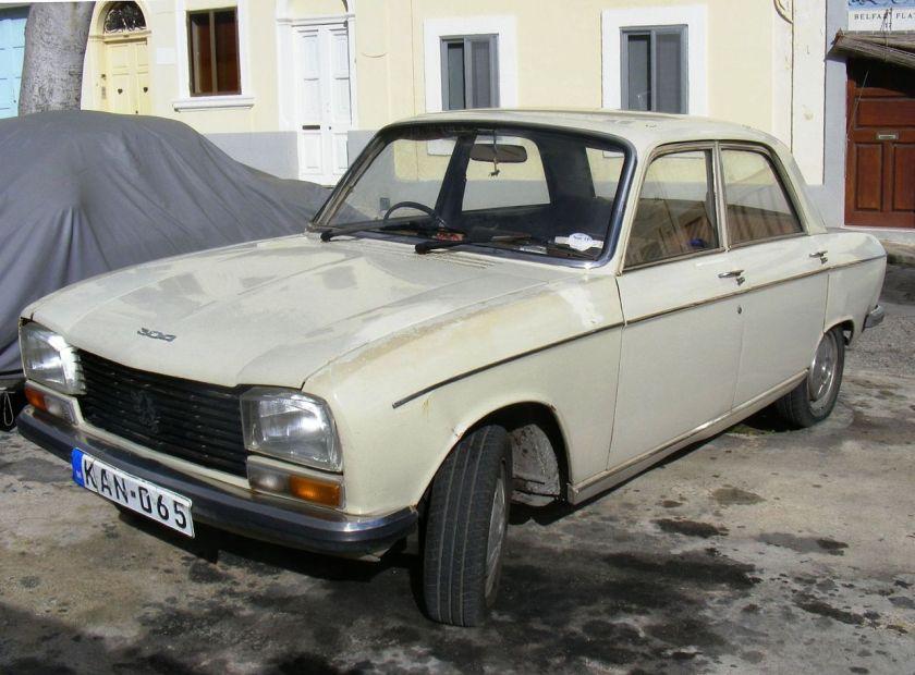 1969-72 Peugeot 304