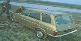 1970 Simca 1100 Wagon