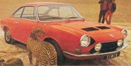 1970 Simca 1200 S Coupe