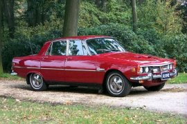 1971 Rover 3500 Series