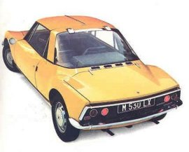 1971 Simca Matra 530 LX
