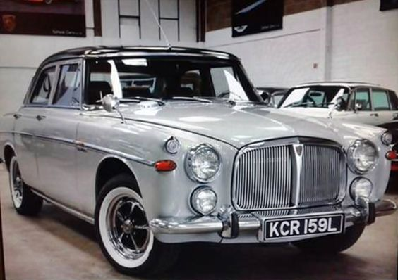 1972 Rover P5b 3.5 V8