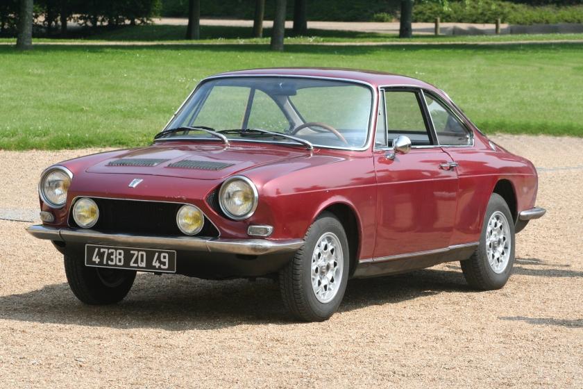 1972 Simca 1200 S