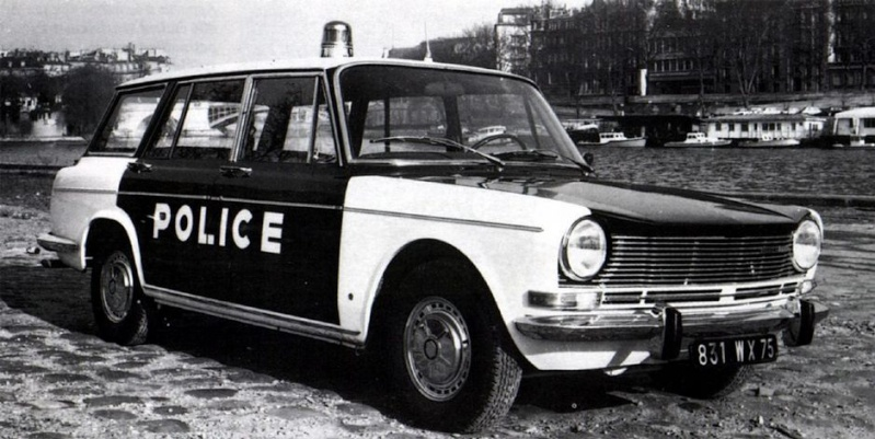 1972 simca speciaal