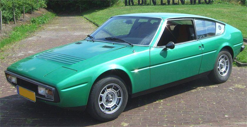 1973-80 Matra Simca Bagheera 1ste serie