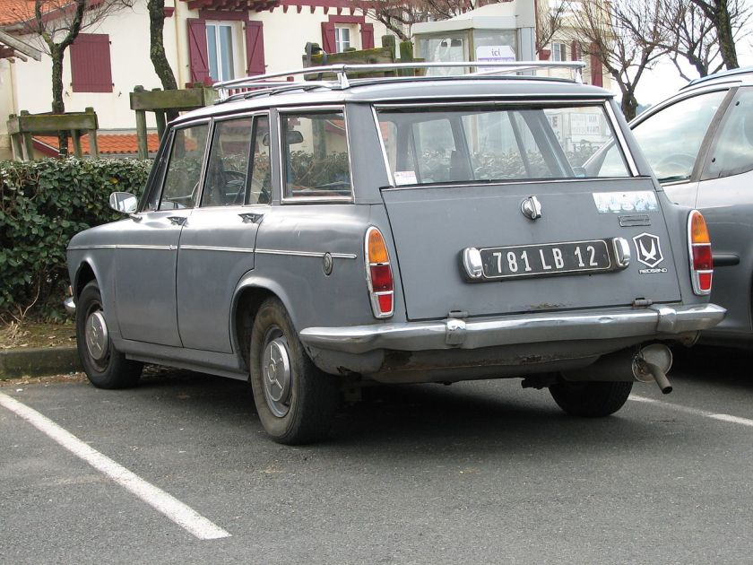 1973 Simca 1501 Break
