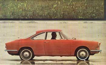 1974 simca 1000 coupe a