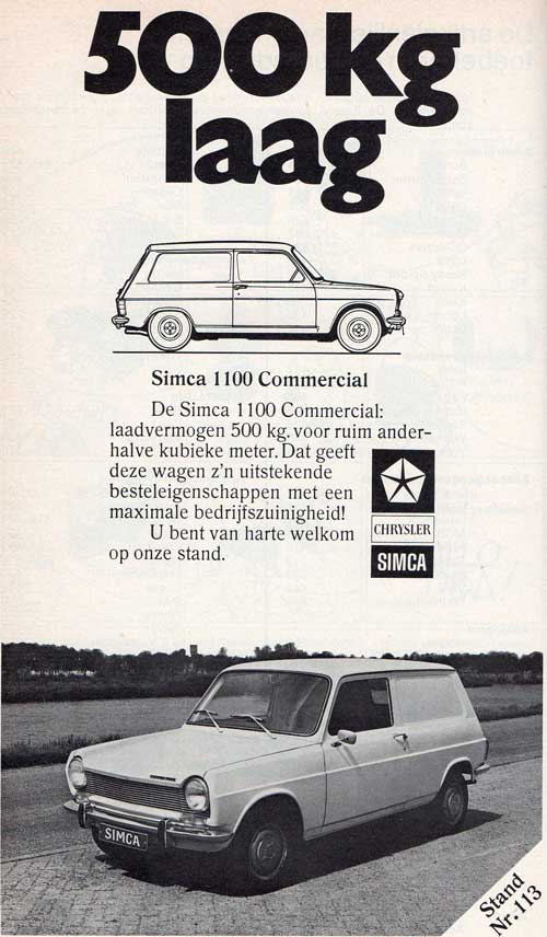 1974 simca 1100-02-1
