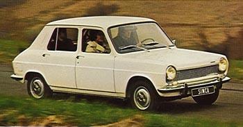 1974 simca 1100b