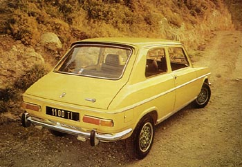 1974 simca 1100ti