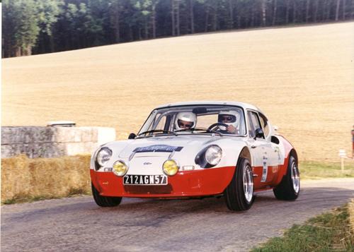 1974 Simca CG Rally