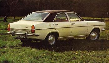 1974 simca chrysler 160