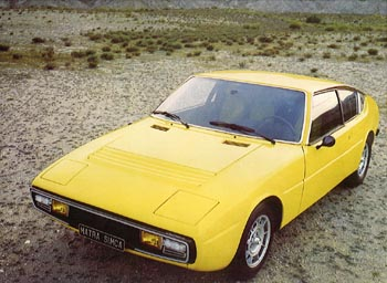 1974 simca matra bagheera -a