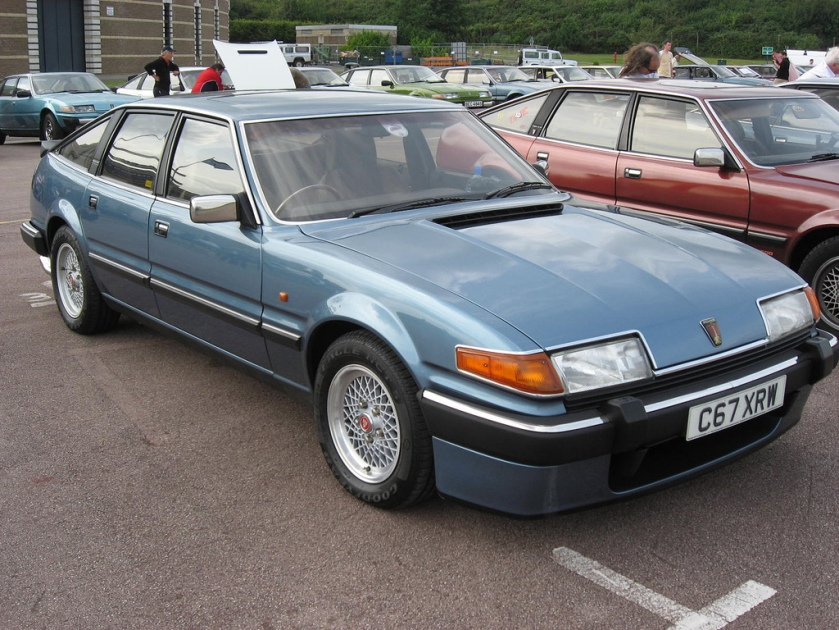 1976-86 Rover sd1 club