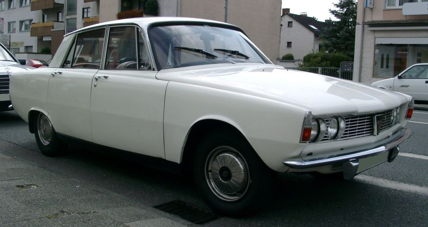 1976 Rover 2000 Series I (P6)