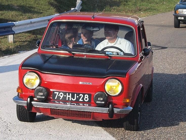 1976 Simca 1000 RALLY