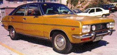 1976 simca 180