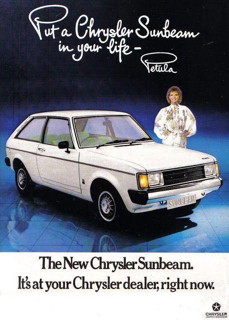 1977 Chrysler Sunbeam
