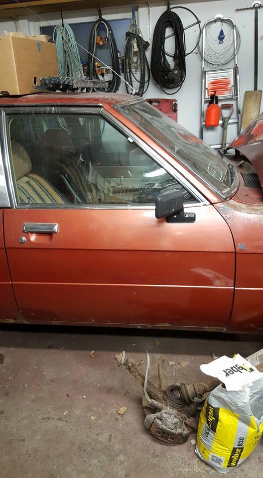 1977 mod Simca 1308GT