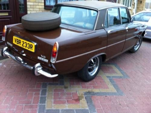 1977 Rover 3500 VIP V8