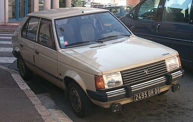 1978-85 Talbot Horizon