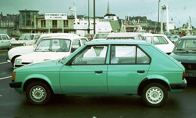 1978 Chrysler Horizon 4dr