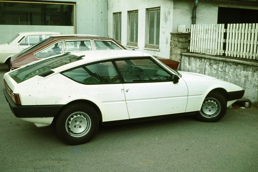 1978 Matra-Simca Bagheera (model after 1976)