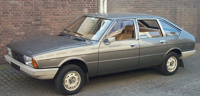 1978 Simca 1307 GLS