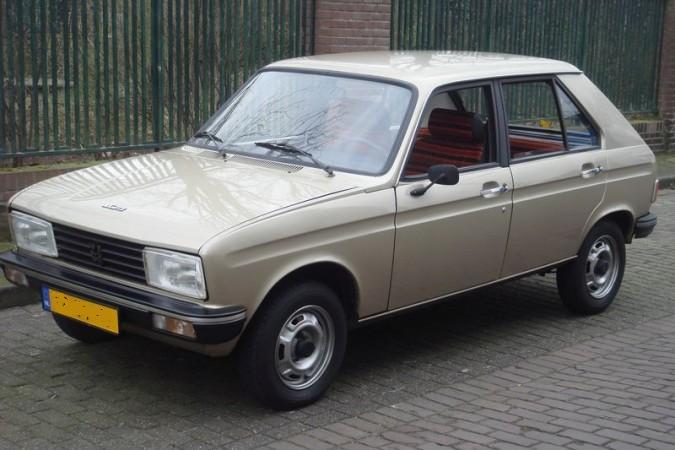 1979 Peugeot 104S 5-door