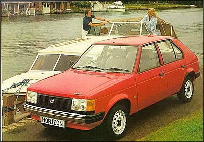1980 Simca Horizon