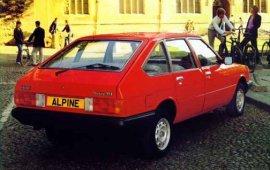 1981 Talbot Alpine