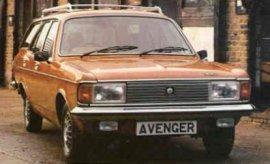 1981 Talbot Avenger Wagon