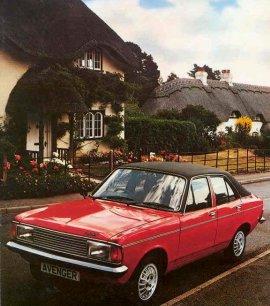 1981 Talbot Avenger
