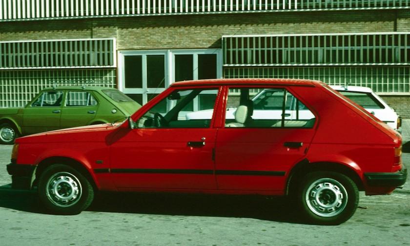 1981 Talbot Horizon profile Chamartin