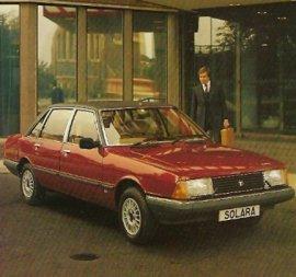 1981 Talbot Solara
